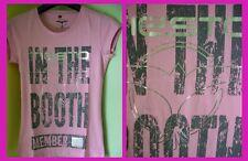 DJ Tiesto-Donna Grafica T-Shirt (M) nuovi e mai indossato