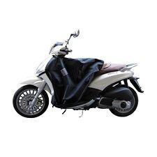 Tucano Coprigambe nero scooter Termoscud R081 Piaggio Beverly 125 300 350