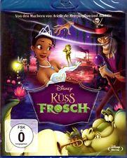 KÜSS DEN FROSCH (Walt Disney) Blu-ray Disc NEU+OVP