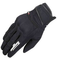 Furygan Jet Evo 2 Motorcycle Gloves Textile Black/White