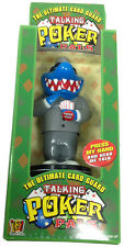 CARD GUARDS - NEW TALKING CARD SHARK PAL AMUSE & ANNOY OTHERS - FREE SHIPPING *