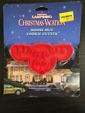 NATIONAL LAMPOON'S CHRISTMAS VACATION: MOOSE Mug COOKIE CUTTER NIP WALLY WORLD