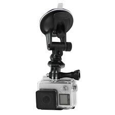 Mini Car Suction Cup Mount Holder/ 4 thread for Gopro Hero Sports Camera Pro T1