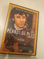 Dvd PERROS DE PAJA  **con dustin hoffman  COLECCIONISTAS