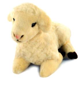 "Bocchetta Sheep (Lamb) ""Lola"" Lying Plush Stuffed Soft Toy 30cm / 12inch BNWT"