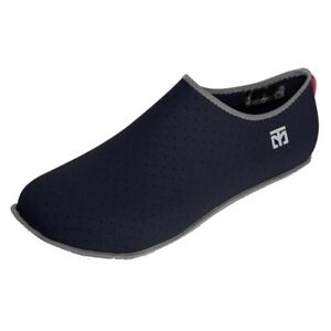 MOOTO MA Shoes Sock type for martial art Non easy-slip Hygiene Keep Warmth Navy