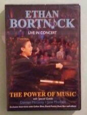 ethan bortnick live in concert   THE POWER OF MUSIC    DVD NEW  genuine region 1