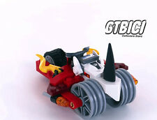 LEGO CHIMA `` ROAD ROLLER RHINO ´´ Ref 70226 DOESN'T MINIFIGURES