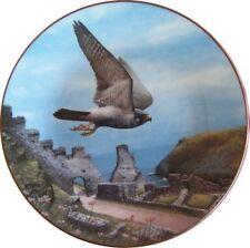 "Royal Doulton England Pre Yr 2000 ""Lord Of The Sky"" Peregrine Falcon Pn35"