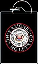 Ramones - Keychain - Seal Eagle Logo - Licensed New - Key Chain