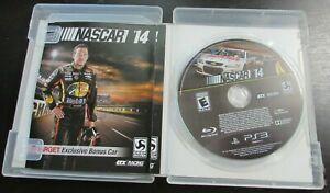 NASCAR 14 (Sony PlayStation 3, Ps3) CIB Complete
