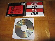TALKING HEADS True Stories 1986 UK / JAPAN 1st pressing CD album