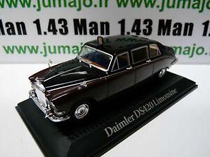 PR9 voiture1/43 norev présidentielle : DAIMLER DS420 Limousine queen mother 70