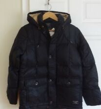 NWT- A&F Abercrombie & Fitch Men 600 Down-Filled Puffer Coat  $220 (Black, S)