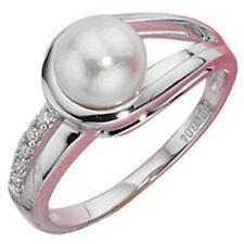 Echtschmuck-Ringe aus Weißgold mit Diamant 60 (19,1 mm Ø)