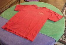 2009 Jazz Fest West San Dimas CA T-Shirt Size L Red Teena Marie Music Festival
