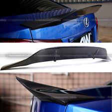 Fit 06-12 IS250 IS350 ISF DuckBill HighKick V2 Carbon Fiber Trunk Wing Spoiler