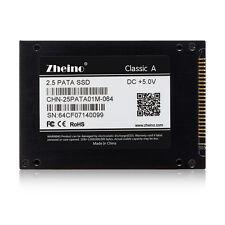 "2.5"" PATA/IDE SSD 64GB for DELL D610,9300,D810,HP V2000 IBM T43 Alesis Fusion"