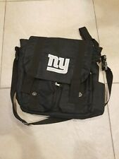 New York Giants Licensed Nfl Premium Diaper Bag With Changing Pad