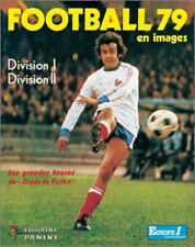 PANINI FRANCE FOOT 1979 - DOS D'ORIGINE - CHOISIR 1 STICKER DANS LA LISTE