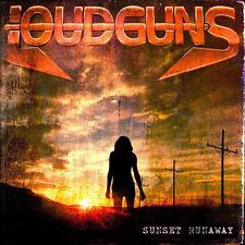 LOUDGUNS Sunset Runaway CD (o140a) 163182