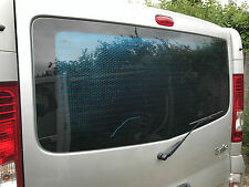 Thermal Window Blind Rear Camper Van Will Fit Vivaro Vauxhall  Renault Traffic