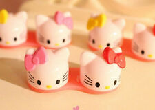 New cute 3D Hello Kitty contact lens case