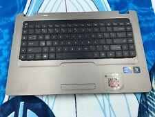 HP G62-455DX Palmrest Touchpad Keyboard Bottom Case ZYE3SAX7TP003 606685-001 783