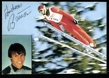 Andreas Bauer Orig. Sign. 80er Jahre TOP AK + A 5077 + A 76287