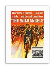 Film Film Wild Angels Motorcycle Gang Fonda Sinatra Film Toile Art Prints