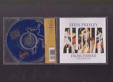CD Elvis Presley- From Hawaii via Satellite- RCA 1998