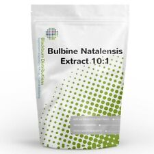 50G BULBINE NATALENSIS - TESTOSTERONE BOOSTER - FREE DELIVERY - UK STOCKED