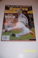 2013 Sports Illustrated PITTSBURGH PIRATES Andrew McCUTCHIN No Label NEWSSTAND