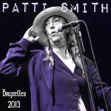 PATTI SMITH LIVE BRUXELLES 2013 2 CD