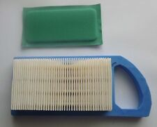 Air filter & Pre filter  Briggs and Stratton 10 11 12 12.5 & 13HP 698413 797007