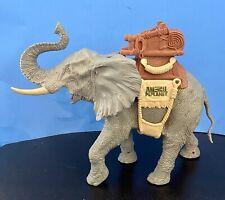 Chap Mei Animal Planet Wild Adventures Elephant w/Sounds Toys R Us Exclusive EUC