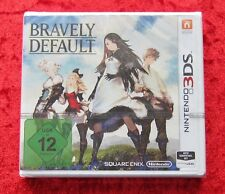 Bravely Default, Nintendo 3D 3DS Spiel, Neu, deutsche Version