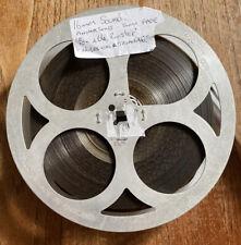 """Vintage 16mm Cine Film, 400ft Cyldon Metal Reel Cartoons inc """"Rosie's Walk"""" 1970"""