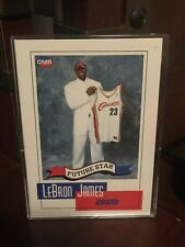 SCARCE! 2003-04 LeBron James Future Star OMR RC Cavs