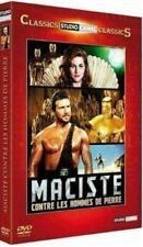 DVD : Maciste contre les hommes de pierre - PEPLUM - NEUF
