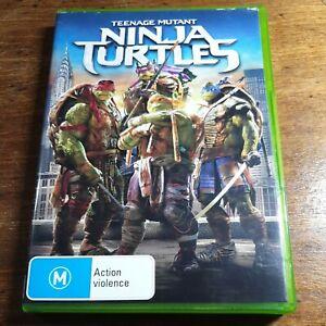 Teenage Mutant Ninja Turtles DVD R4 Like New! FREE POST