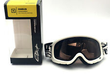 Smith Optics Ski Goggles Gambler Junior Eyeglass Compatible Youth Sports New