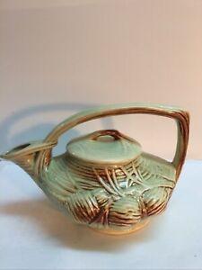Vintage McCoy Pine Cone Teapot