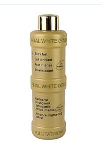 Authentic Final White Gold Lotion 500ml