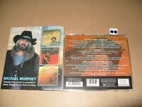 Michael Murphey Flowing Free Forever/ Lonewolf 2013 - 2 cd + Inlays are Ex+