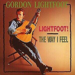 Gordon Lightfoot Lightfoot/The Way I Feel CD NEW