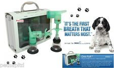 Puppy & Kitten One Puff Aspirator Kit - First Breath Resuscitator for New borns