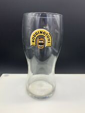 Boddingtons Pub Cream Ale Brewery Manchester England 16 oz Pint Beer Glass