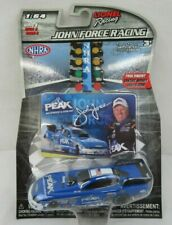 2017 NASCAR Authentics NHRA Funny Car - Wave 8 - JOHN FORCE -  Peak Antifreeze