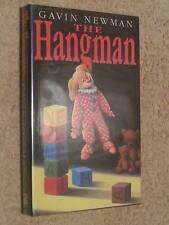 Gavin Newman (Guy N Smith) SIGNED The Hangman UKHC 1st Edn